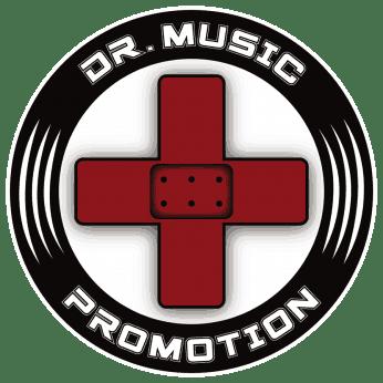 Dr. Music Promotion Logo