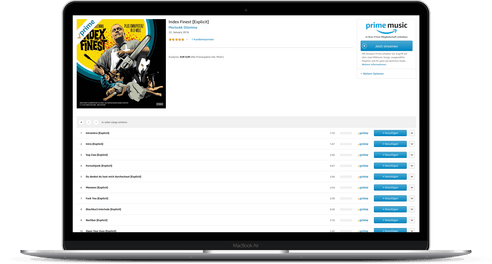 Amazon Music Desktop