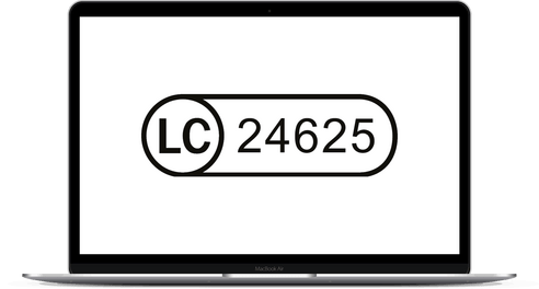 Label code GVL Screenshot