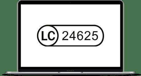 Label code