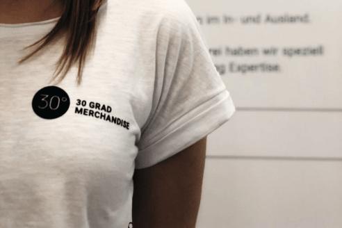 30 Grad Merchandise | recordJet