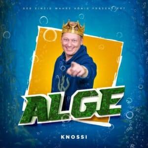 Knossi Alge Cover