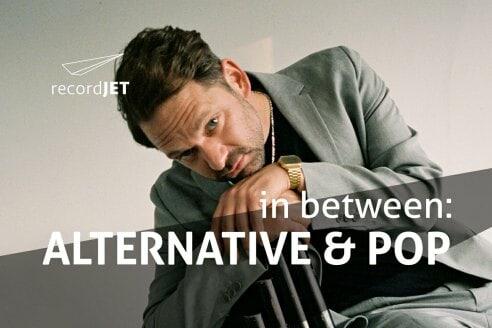 In Between Alternative & Pop recordJet Playlist - Lui Hill