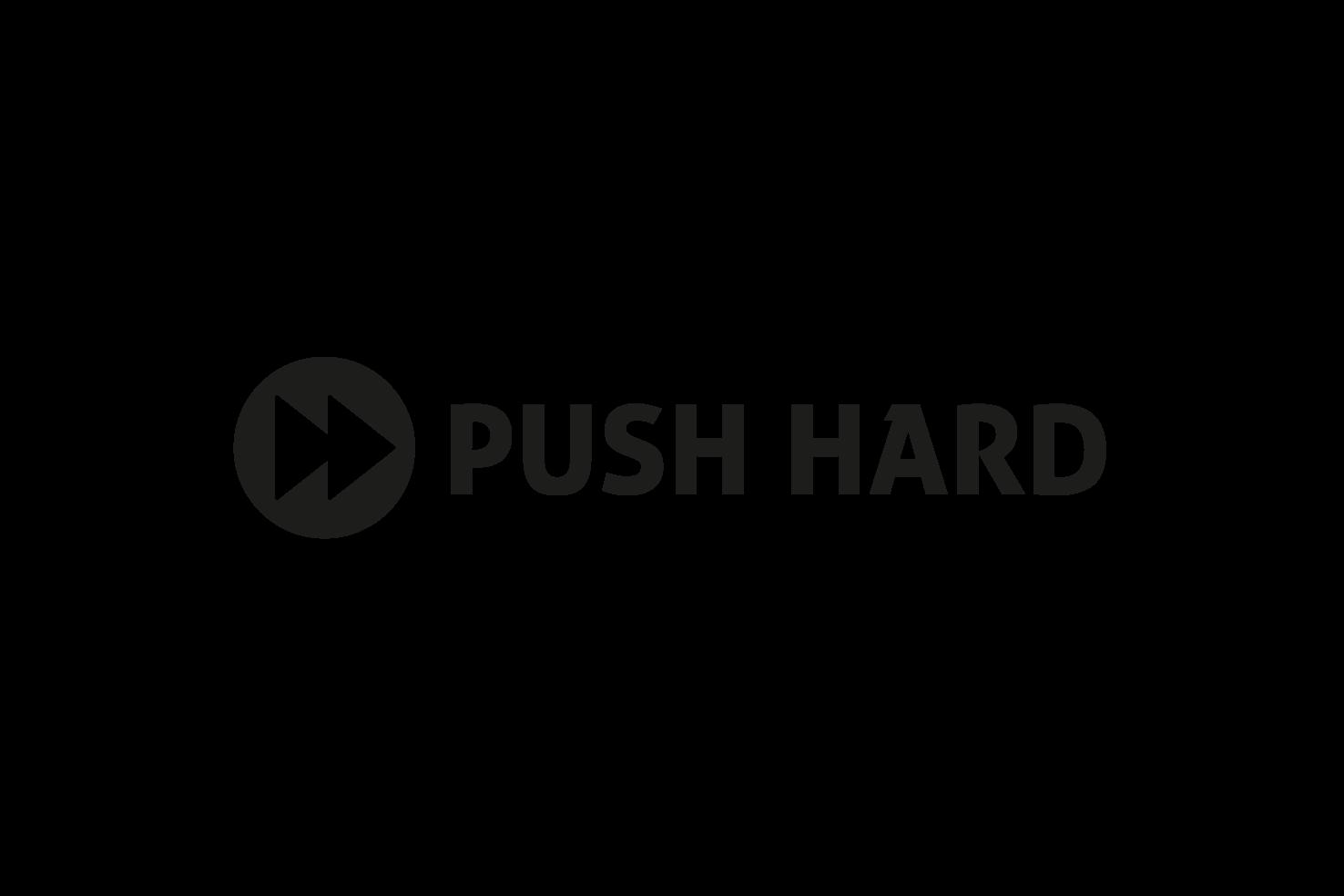 Push Hard Logo